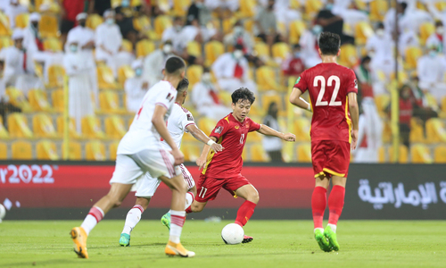 FPT acquires exclusive broadcasting rights for World Cup qualifiers in Vietnam