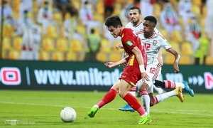 Vietnam lose 2-3 to UAE at World Cup qualifiers