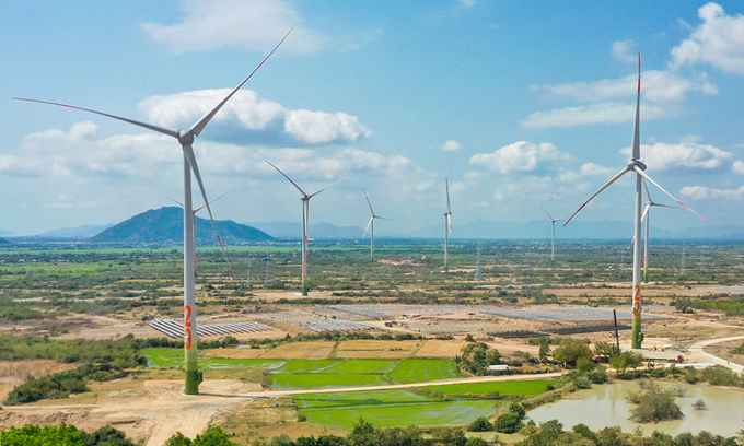 Laos to supply Vietnam power from Mitsubishi-built wind farm