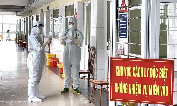 UN staff shakes off Covid-19 in Vietnam