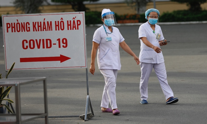 Vietnam's local Covid tally up by 158
