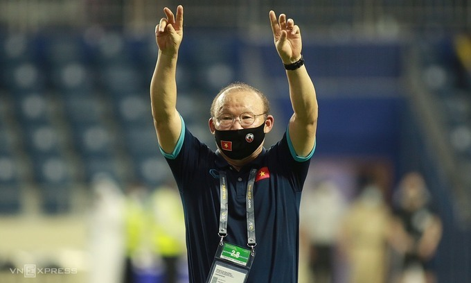 World Cup final qualifying round valuable experience for Vietnam: coach Park