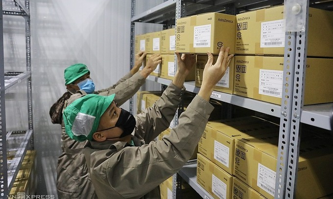 HCMC to administer 836,000 Covid vaccine doses in a week