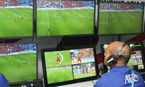Video ref to oversee final round of World Cup qualifiers