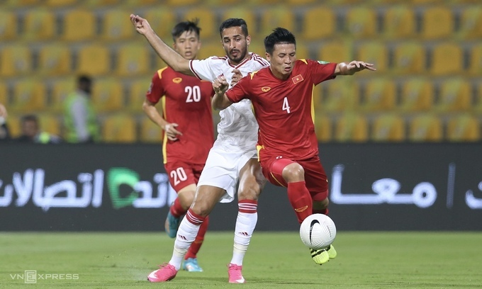 Vietnam, UAE may face off again in final World Cup qualifying round