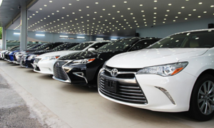 Car imports from China up 6.5-fold