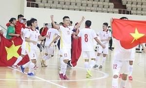 Vietnam to play top futsal teams in friendly tournament
