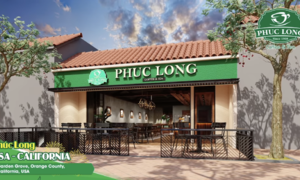 Phuc Long tea chain to open first US store