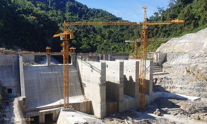 Disasters prompt Quang Nam proposal to scrap six hydropower projects
