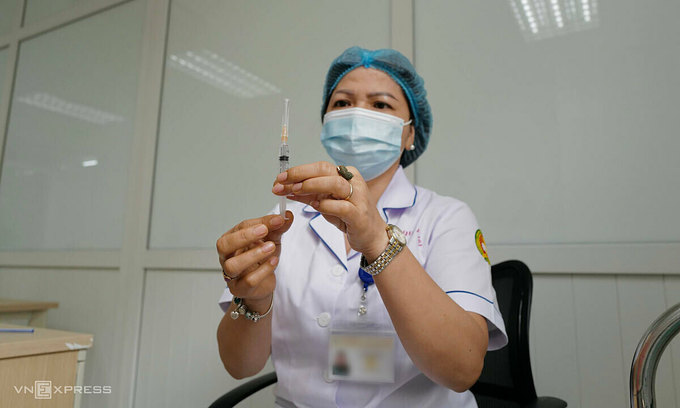 Domestic Covid-19 vaccine yet to make data cut: ministry
