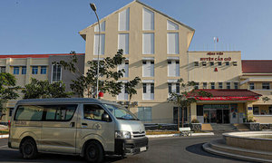 HCMC adds two Covid-19 treatment facilities as outbreak worsens