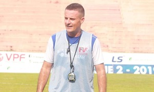 French fitness coach to work with national football teams