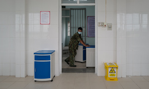 Two Covid patients die in northern Vietnam