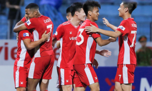 Viettel FC sixth in value among ASEAN clubs at AFC Champions League