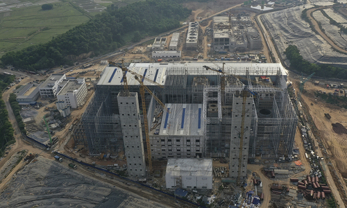 Vietnam's largest waste-to-energy plant nears completion
