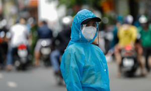 Two Covid-19 patients die in HCMC