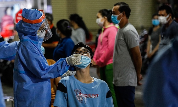 HCMC detects record 667 Covid cases in 24 hours