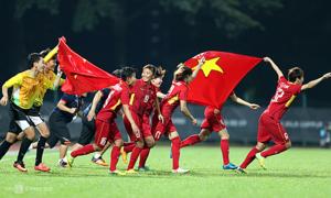 Vietnam ascend FIFA Women's ranking