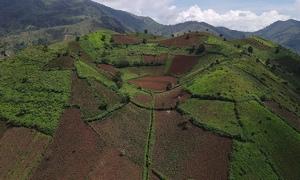 Gia Lai, land of million-year-old dormant volcanoes