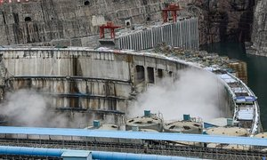 World's second-largest hydropower dam goes online in China