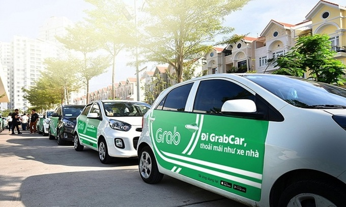Ride-hailing firm Grab to launch electric cars in Vietnam