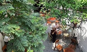 5 hidden coffee shops provide refuge in bustling Hanoi