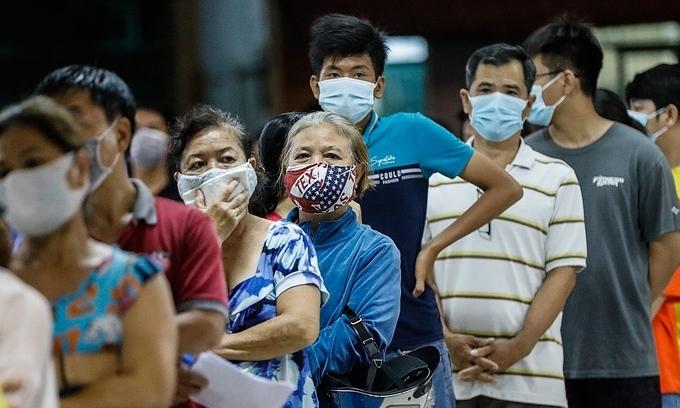 HCMC coronavirus tally in new wave crosses 4,000