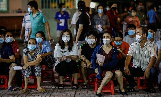 Vietnam coronavirus tally in new wave crosses 14,000