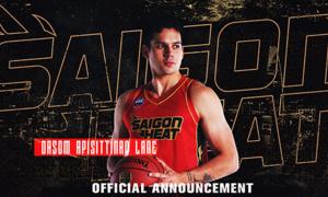 Thai basketball star joins Saigon Heat