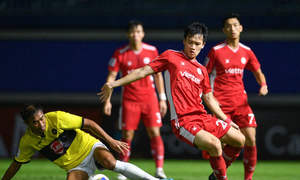 Vietnam midfielder leads votes for best goal in AFC Champions League 2nd round