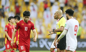 Vietnam might lose home advantage in final World Cup qualifying round