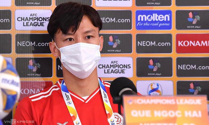 Viettel FC prepare for tough AFC Champions League clash