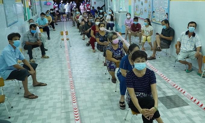 Vietnam's domestic Covid case count rises by 147