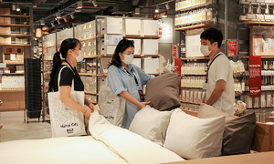 Japanese retailer Muji opens first store in Hanoi