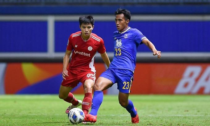 Viettel FC lose to Thai club at AFC Champions League