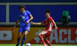 Thai club defeat Viettel at AFC Champions League with good control: coach