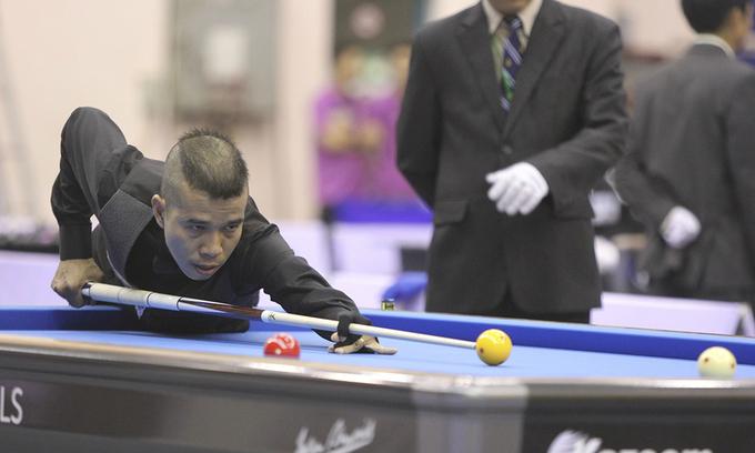 Vietnamese cueists to compete in international billiards tournament
