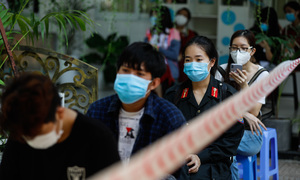 Vietnam coronavirus tally in new wave crosses 17,000