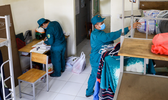 HCMC home quarantine trial to reduce centralized overload