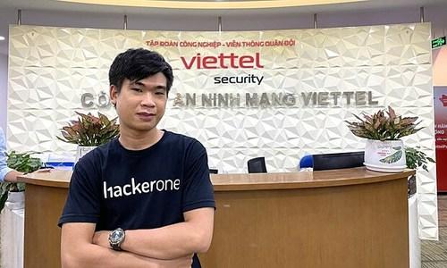Vietnamese star hacker tops cybersecurity platform leaderboard again
