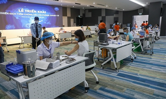 Not time yet for Vietnam to 'live with' Covid: experts