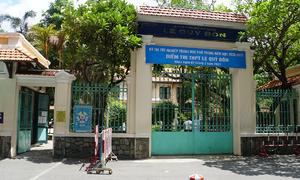 HCMC high school graduation examinee faints mid-test, found coronavirus positive