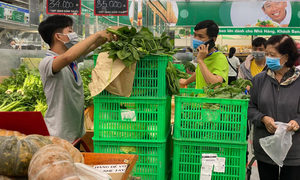 Stockpiling in HCMC continues despite supply assurance
