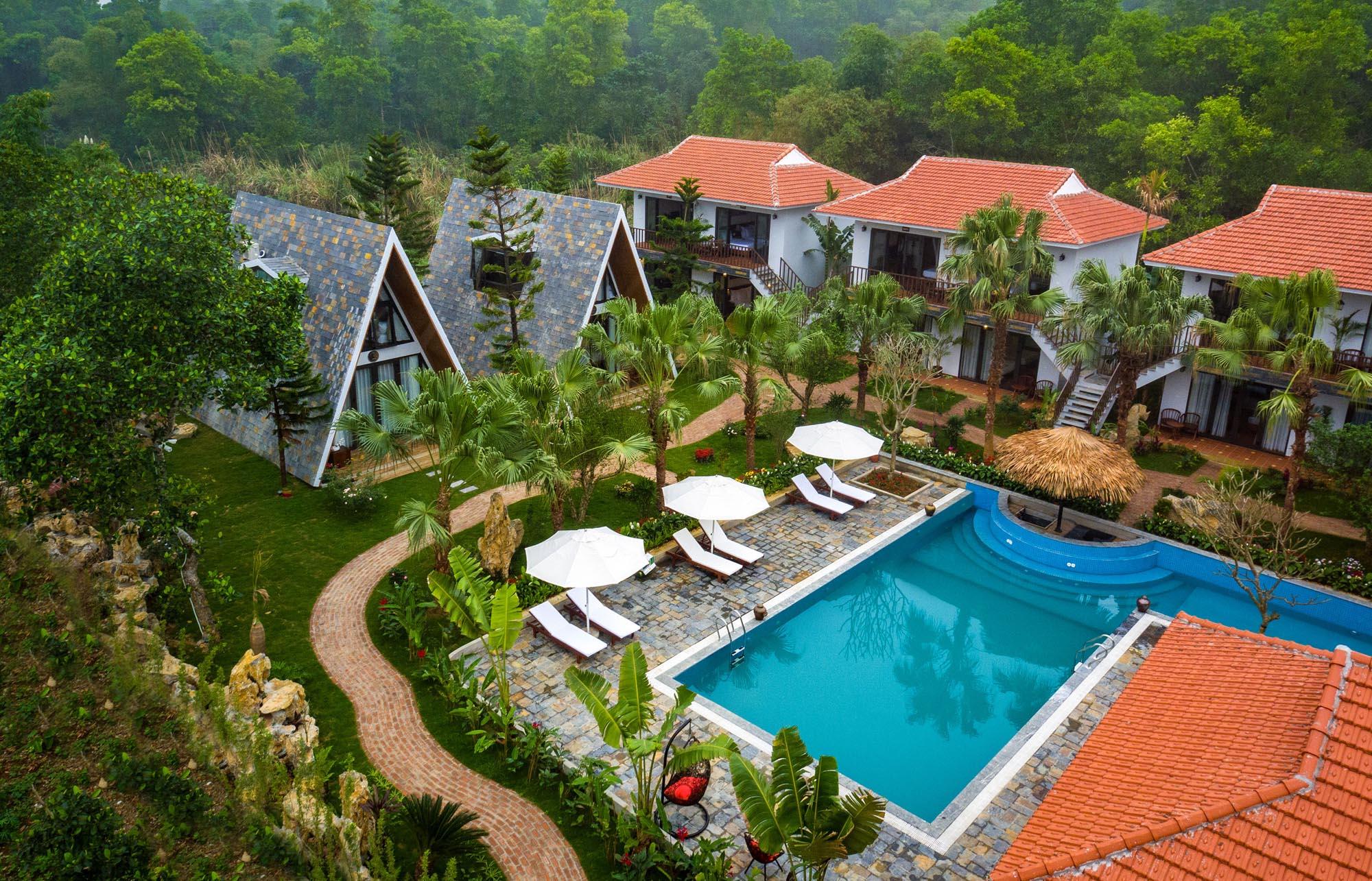 Photo courtesy of Bai Dinh Garden Resort.