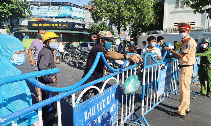 Dong Nai, Khanh Hoa kick off two-week stringent social distancing
