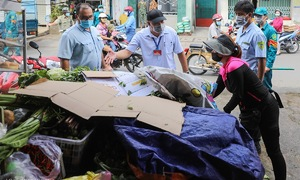 Saigonese see lives upended amid Covid resurgence