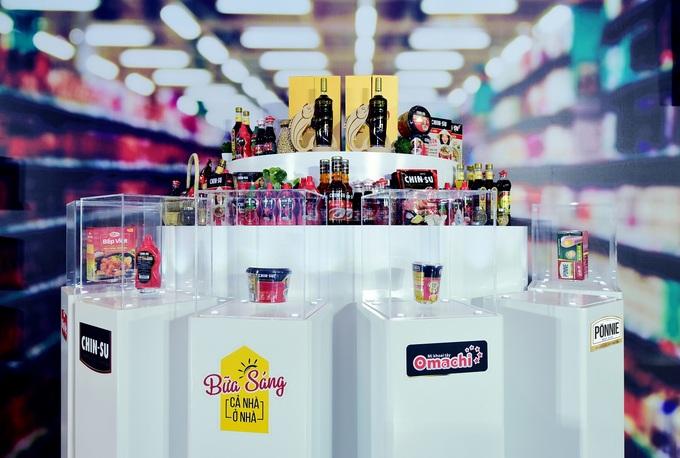 Masan owns popular consumer goods brands. Photo by: Masan
