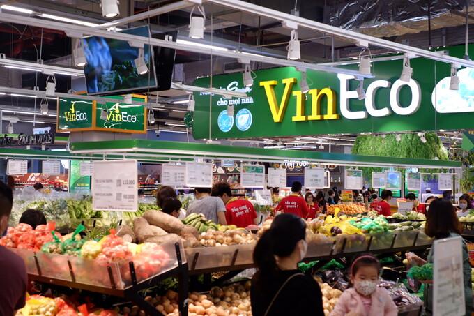 A VinMart store. Photo by: Masan