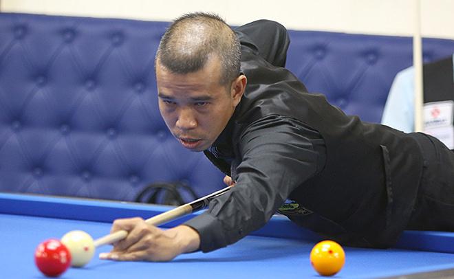 Vietnamese cueist advances to next round of international billiards tournament