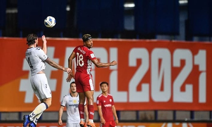 Viettel FC suffer fourth defeat at AFC Champions League